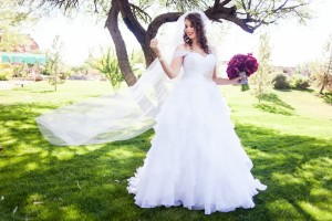 allure plus size wedding dress
