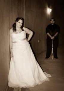plus size lace aline wedding dress