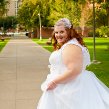 Hayley's Stunning Wedding at Old Main