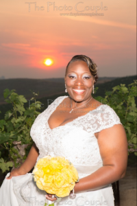 plus size wedding dress with straps