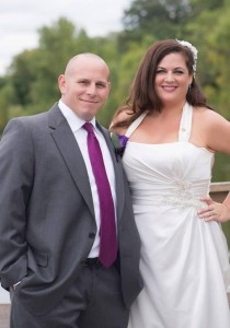 plus size halter wedding dress