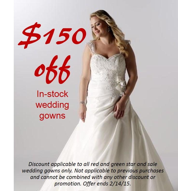 Off The Rack Plus Size Wedding Dress Sale