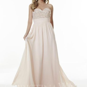 Favorite Chiffon Bridesmaid Dresses for Summer Weddings