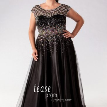 3 Red Carpet Worthy Plus Size Prom Dresses