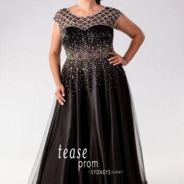 3 Red Carpet Worthy Plus Size Prom Dresses