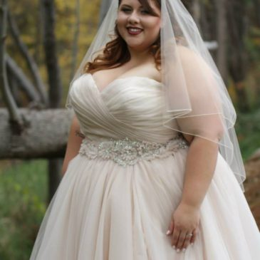 Ana R – A Real Bride in Allure 2607