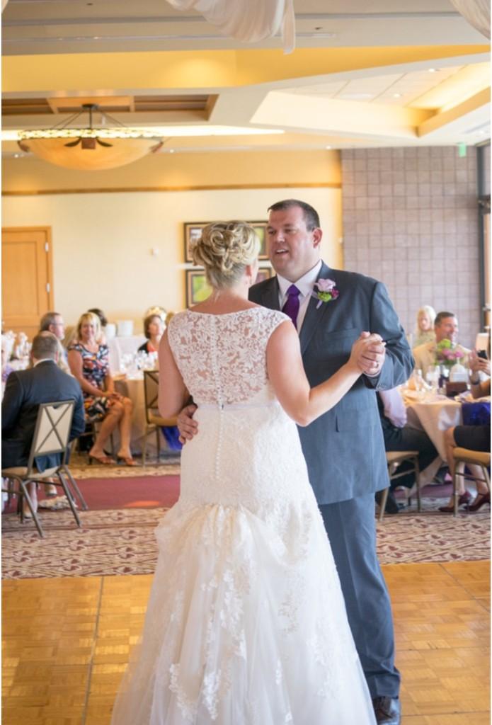 plus size lace wedding gown
