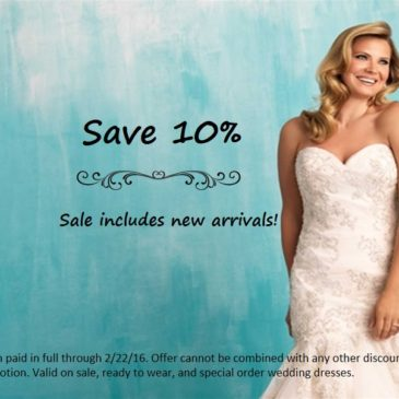 Plus Size Wedding Dress Sale – Save 10% Now!