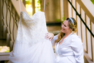 plus size allure bridals 8901