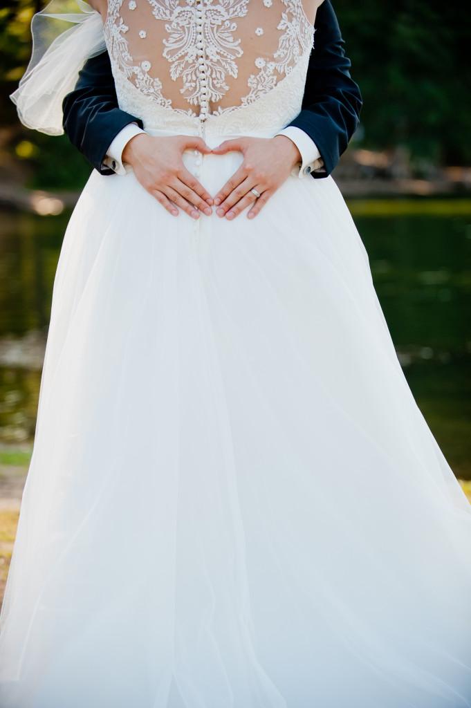 plus size allure bridals wedding gown