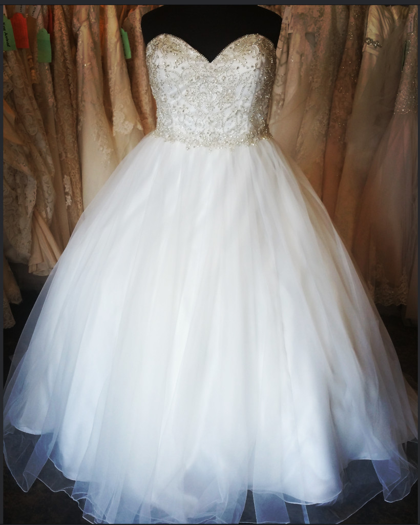 New Arrival Plus Size Sparkle And Tulle Ball Gown Strut Bridal Salon,Nice Short Dresses For Weddings