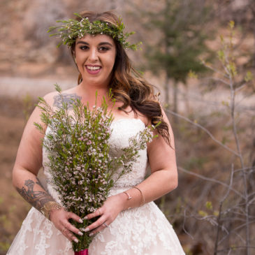 Michaela's Woodland Elopement
