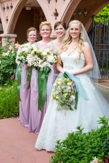 Andrea's Beautiful Lace and Tulle Ballgown