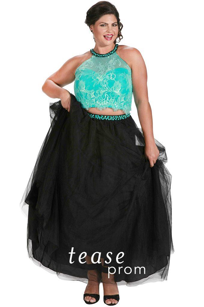 2017 Plus Size Prom Dress Trends - Strut Bridal Salon