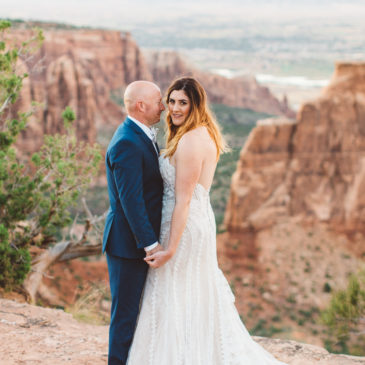 Brittanys Bohemian Lace Wedding Gown