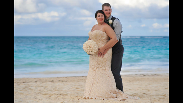 Samantha's Beach Elopement