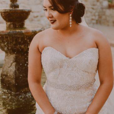 Sonia's Wedding at San Juan Capistrano Mission
