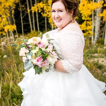 Lindsay's Mountaintop Wedding