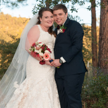 Cassie's Outdoor Wedding in Strawberry, Arizona