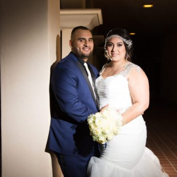 Suzette's Indoor Church Wedding in Tucson