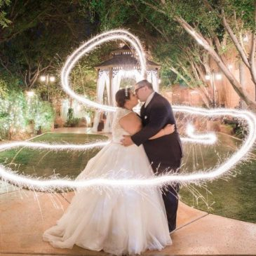 Kimberly's Dreamy Fairytale Wedding in Mesa, AZ