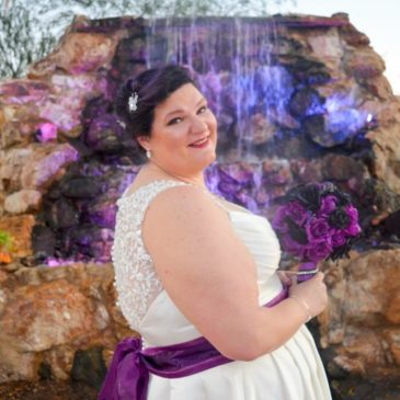 Samantha's Nuptials at The Falls in Gilbert, AZ