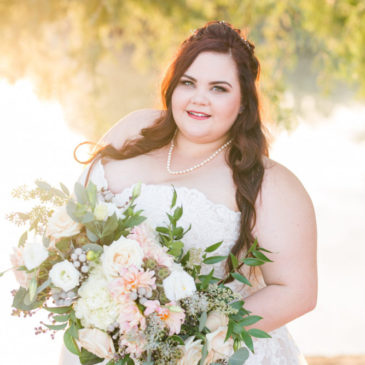 Lili's Glamourously Rustic Wedding in Florence, AZ