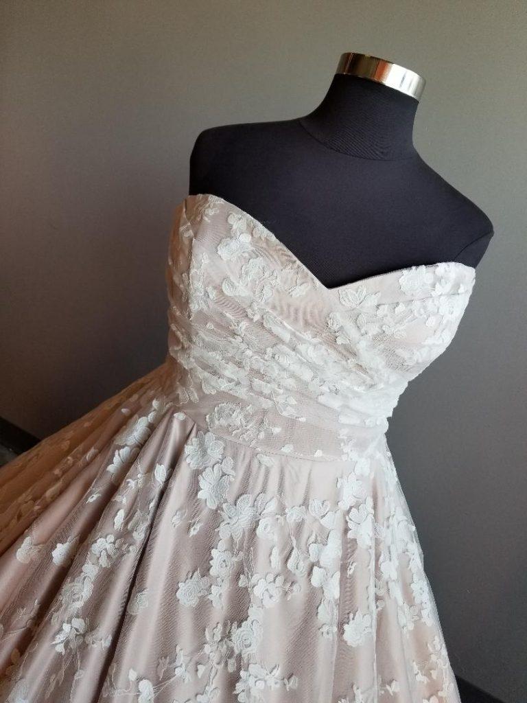 New Arrival A Plus Size Blush Ballgown Fit For A Princess Strut Bridal Salon,Wedding Bridesmaid Dresses Maroon