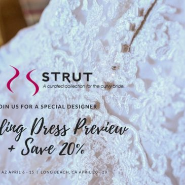 Save 20% – Designer Wedding Dress Preview!