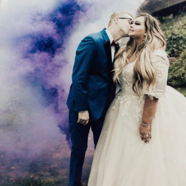 Chloe's Jaw-Dropping Plus Size Wedding Gown