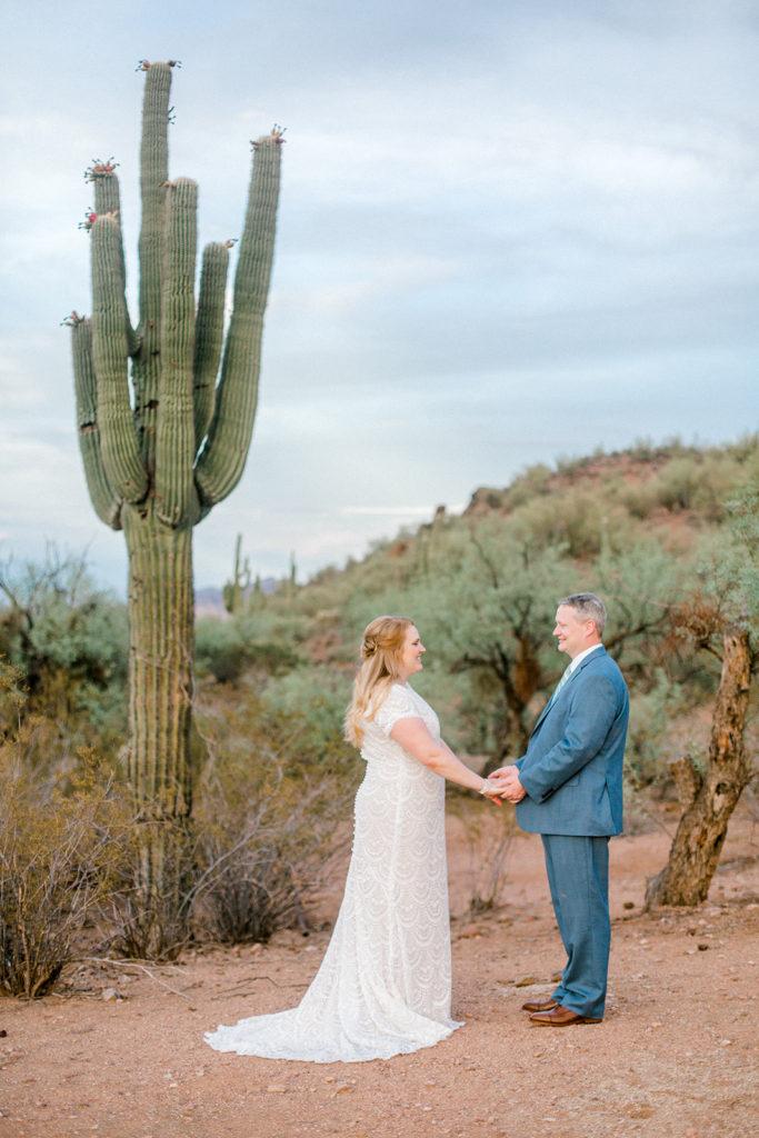 modest plus size lace wedding dress with sleeves Arizona