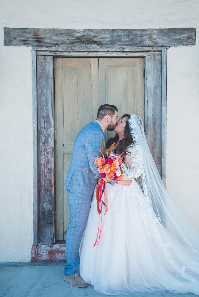Long Sleeve Lace Ballgown Wedding Dress