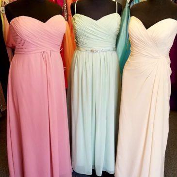 Plus Size Bridesmaid Dresses – Spring Savings Event