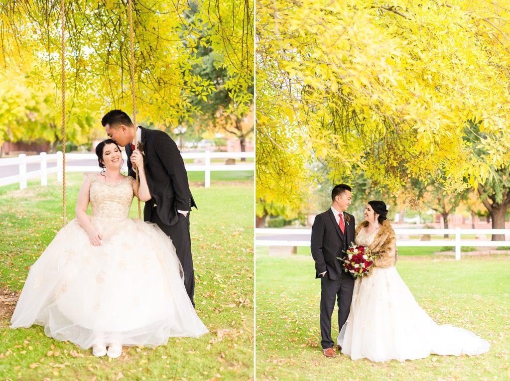 Plus size gold wedding dress with straps Tempe, Az