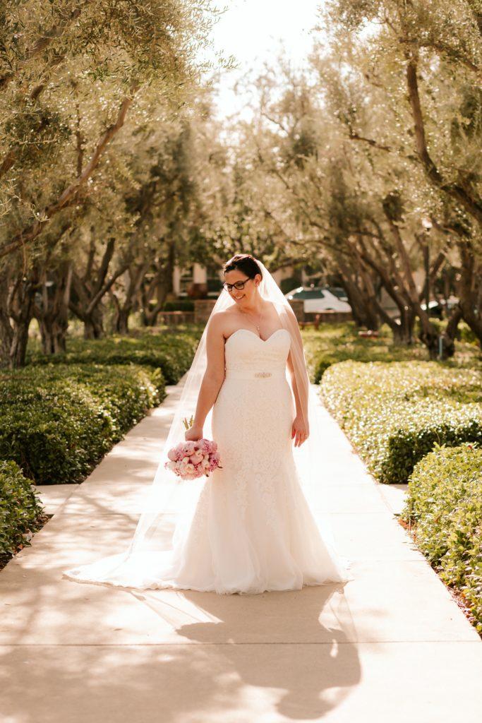 plus size lace mermaid wedding dress
