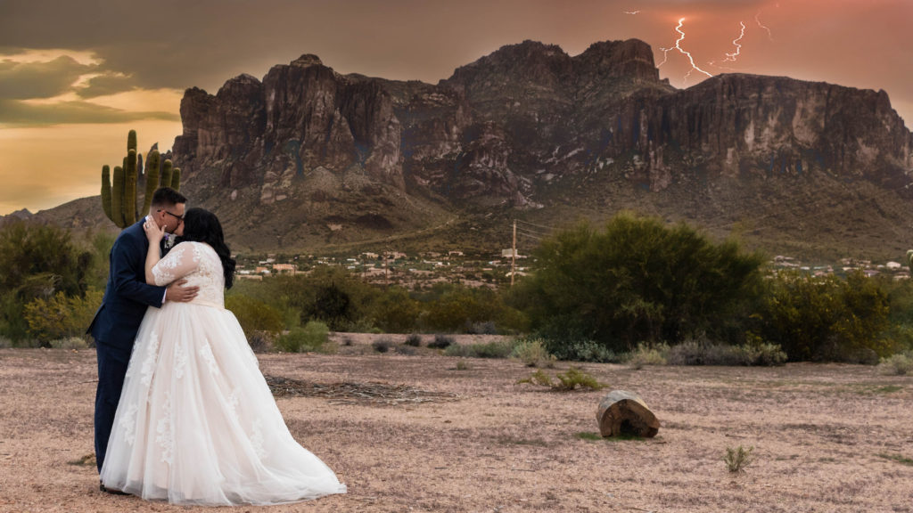 arizona real plus size bride
