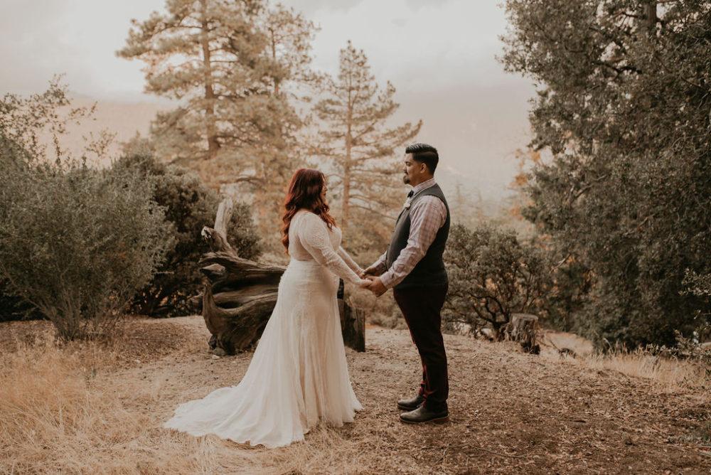 Bethany's Campground Adventure Wedding