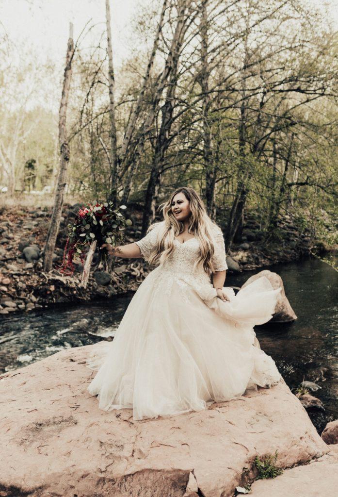 Strut Bridal Salon--Plus Size Wedding Dresses