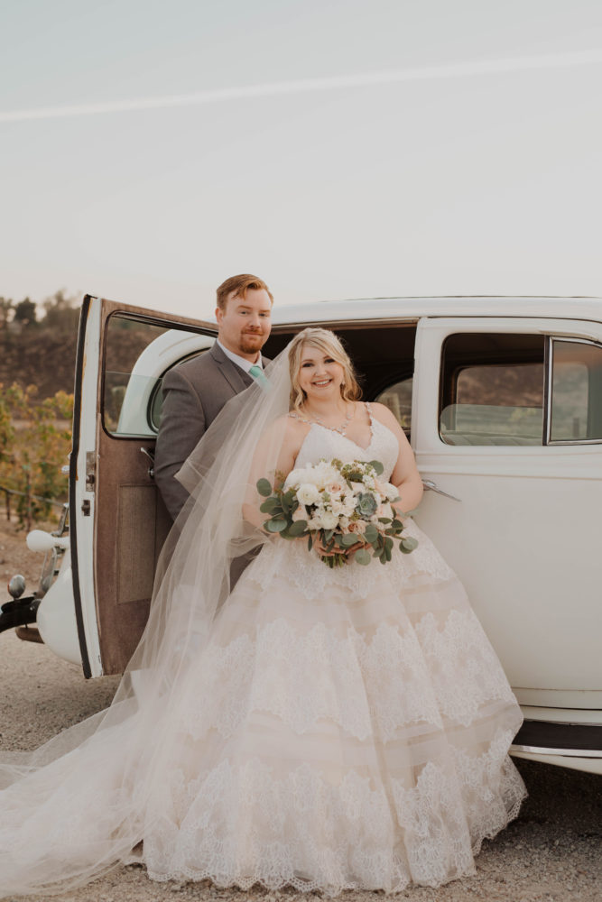Stephanie's Magical Wedding at Avensole Winery in Temecula