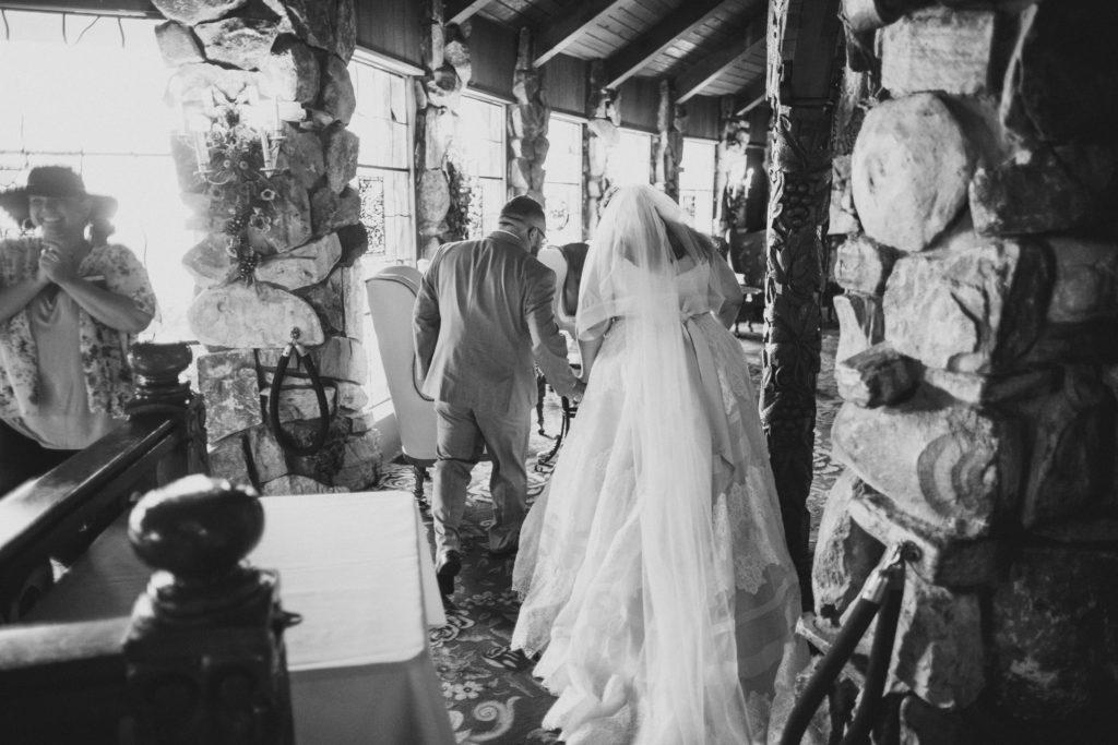 plus size bride Los Angeles