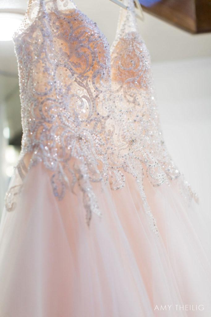 sparkly-vneck-ballgown-wedding-dress-los-angeles