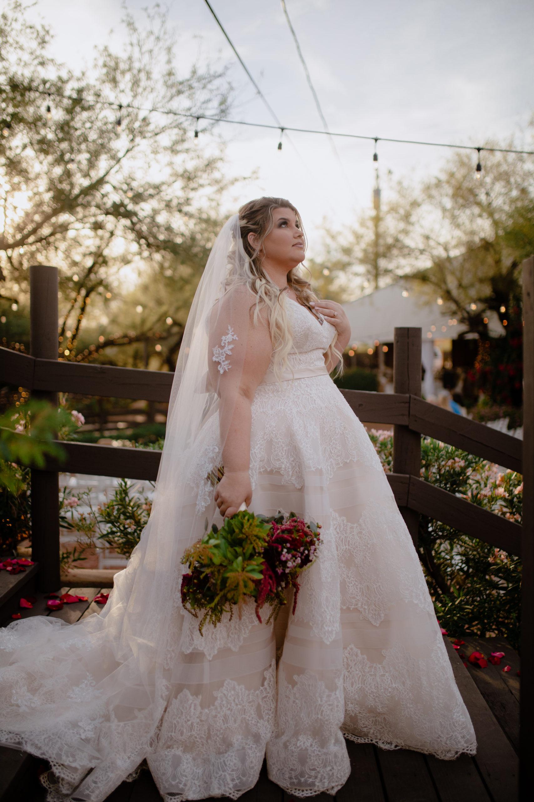 Kelly's Rustic Wedding in Cave Creek, Arizona