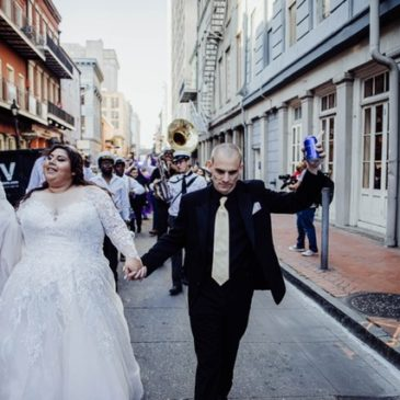 Alicia's Dreamy Wedding Down in New Orleans