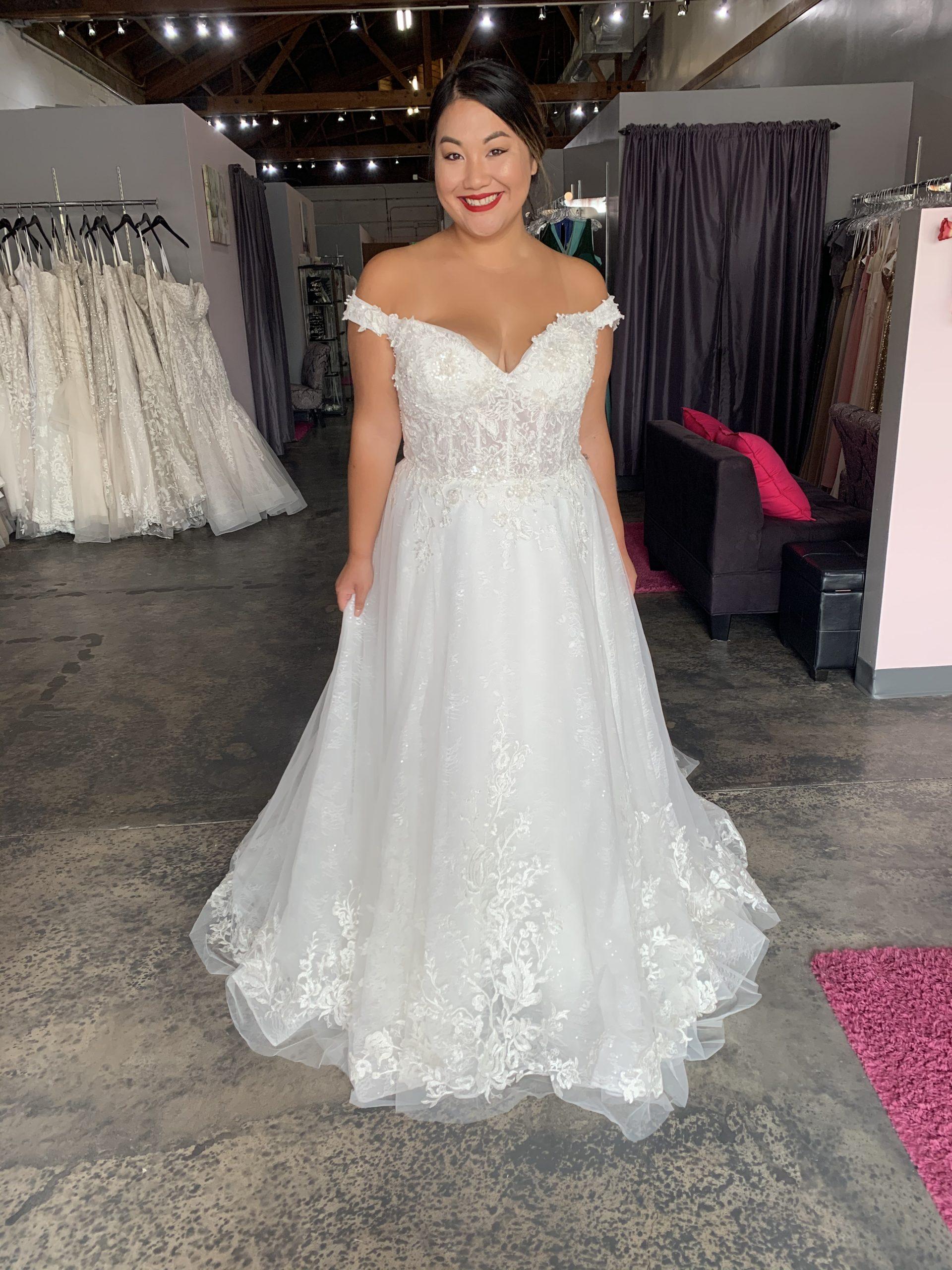 New Romantics Collection Wedding Dresses – Save 10%