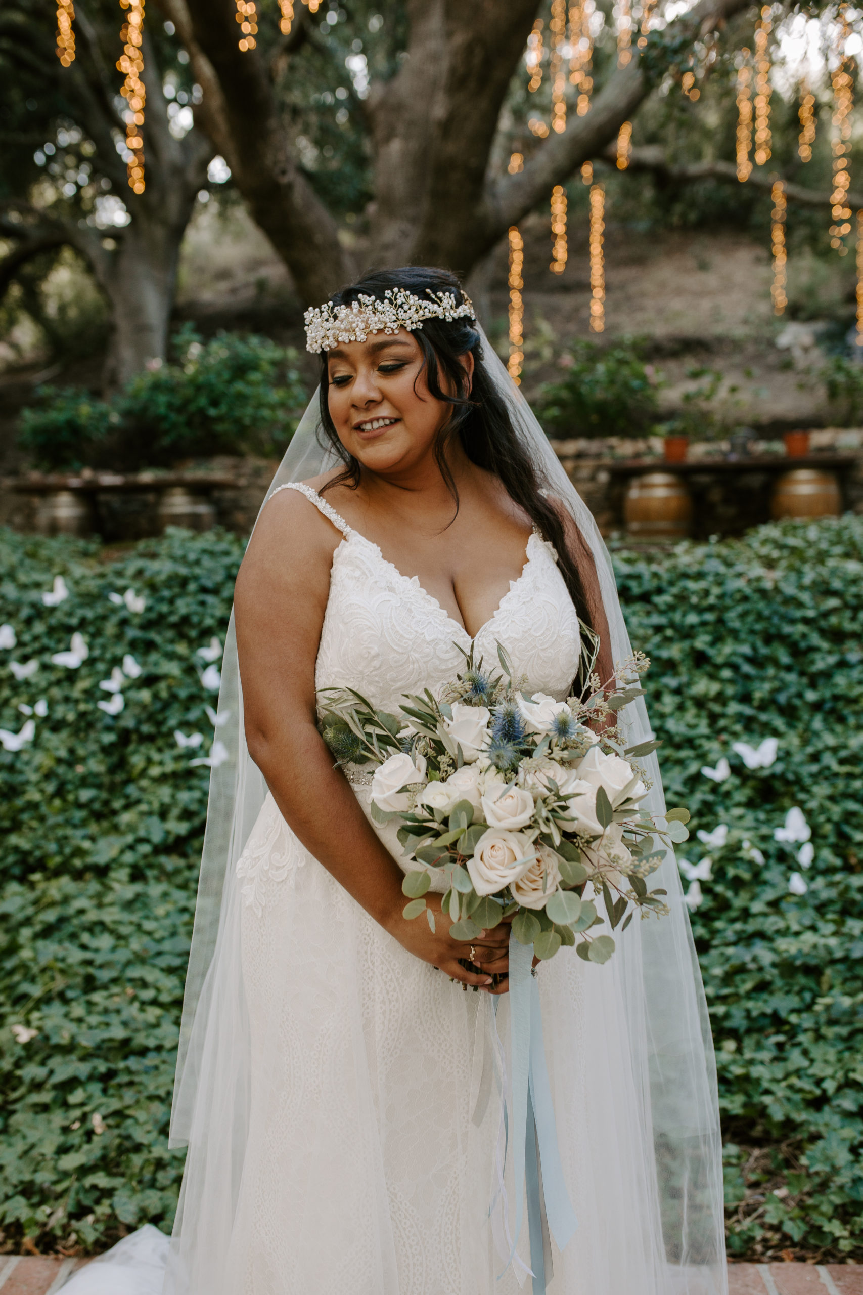 Kiki's Enchanted Forest Fairytale Wedding