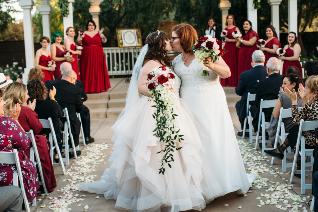 Leah & Molly's Magical  Temecula Winery Wedding!