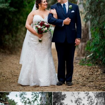 Kelly's Rustic Red Horse Barn Wedding